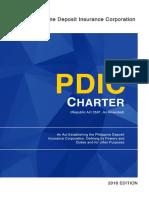 New Pdic Charter