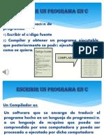 Escribir un Programa en Lenguaje C.pdf