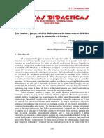 LOS CUENTOS Y JUEGOS, CARÁCTER LÚDICO NECESARIO COMO RECURSO DIDÁCTICO PARA LA ANIMACIÓN A LA LECTURA.pdf