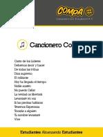 Cancionero Compa 2016