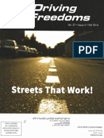 """Streets That Work"" by Shelia Dunn, NMA Communications Director"
