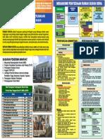 Leaflet Rusun