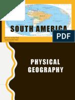 South America (Peru,Uruguay,Suriname, Turks and Caicos Island)