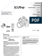Finepix s5pro Manual 01