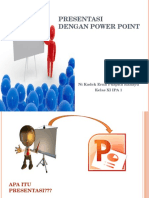 Tips Presentasi Dengan Power Point
