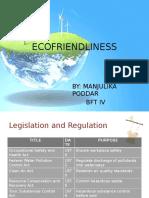 Eco Friendliness