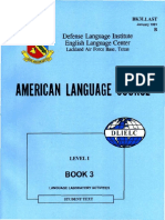 Book 3 Language Laboratory Activities