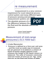 11 Pressure Measurement