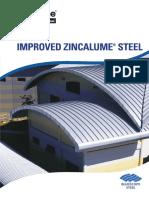 Brochure Improved Zincalume