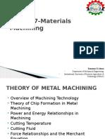 MEC 237-Materials Machining