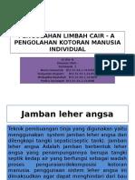 Pengolahan Limbah Cair - A 3d4b