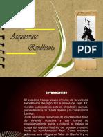 ARQUITECTURA-REPUBLICANA l