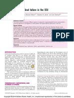 Gastrointestinal Failure in the ICU COCC 2016