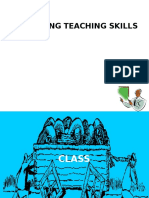 Teaching Skill