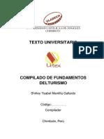Compilado de Fundamentos Del Turismo