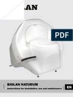 Biolan Composting Toilet