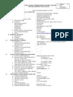 Blangko Data Guru Pai 20152016
