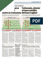 Il Tirreno Pontedera 06-11-2016 - Calcio Lega Pro