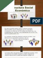 Estructura Social Y Económica