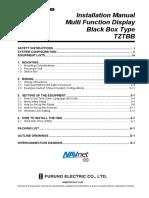 TZTBB Installation Manual