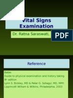 Vital Signs Examination_kuliah Smt 2 2008