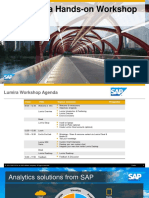 SAP Lumira Overview Workshop 1 25