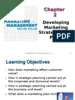 Ch2 Developing M Strategies
