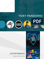 Yoky Pandowo Portfolio 2016