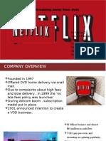 Netflix Inc Final