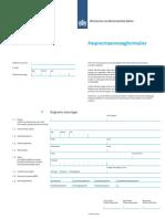 Paspoortaanvraagformulier 01-06-2016