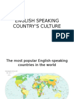 ENGLISH SPEAKING COUNTRY'S CULTURE (UTS).pptx