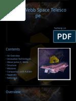 James Webb Space Telescope Y. Lin