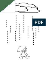 Punteo Vertical Dibujo