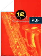 James Rae - 12 Modern Etudes for Saxophone.pdf