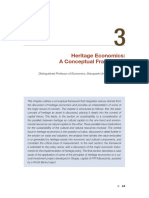 Heritage Economics +A Conceptual Frameowrk _ D Throsby