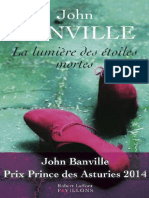 Banville John - La-Lumiere-Des-etoiles-mortes