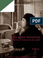 8cf60cace6822 Les Gens Heureux Lisent Et Boivent Du Café