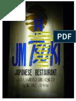 JM Tsuki Japanese Restaurant