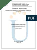 Modulo Desarrollo Organizacional