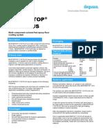 TDS - Mastertop 1210 Plus