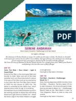 Serene Andaman