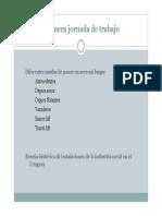 Tipos de Varaderos en Uruguay