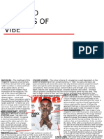 Detailed Analysis of Vibe