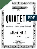Quintet Viola Part