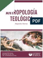 Antropologia Teológica Alejandro Ramos