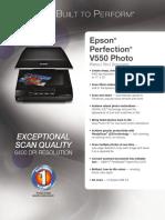 Brochure V550 1