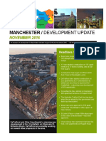 Manchester Development Update - November 2016