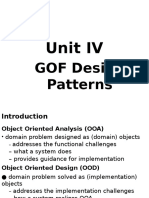 PPT for OOAD Patterns
