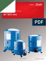 MT50HK3CVE MT050 Series Danfoss