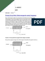 Prinsip Kerja Relay Elektromagnetis